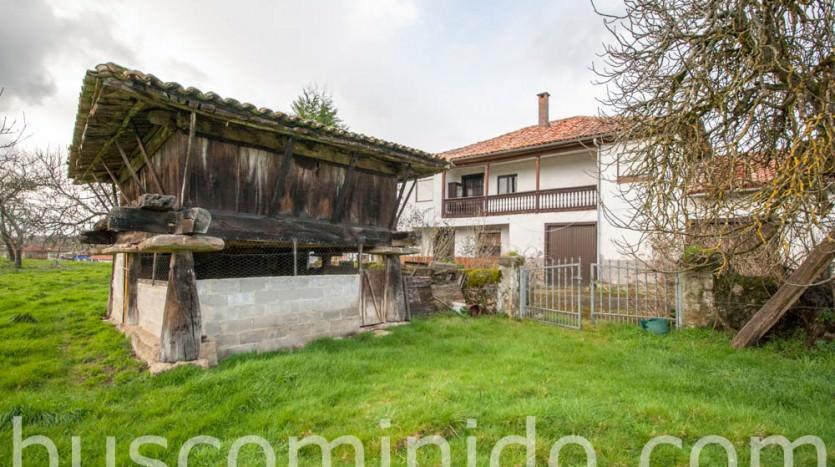 Casa tradicional asturiana en nava minido gesti n de la - Casa tradicional asturiana ...