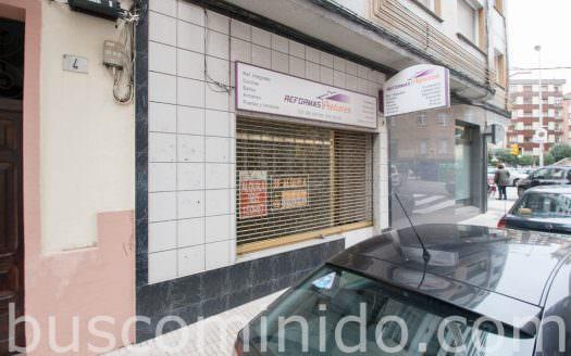 Local comercial El Llano (Gijón)