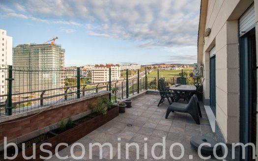 Ático-Dúplex La Corredoria - Oviedo