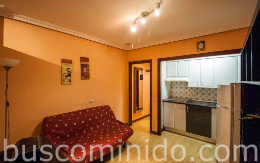 Estudio alquiler Centro Oviedo