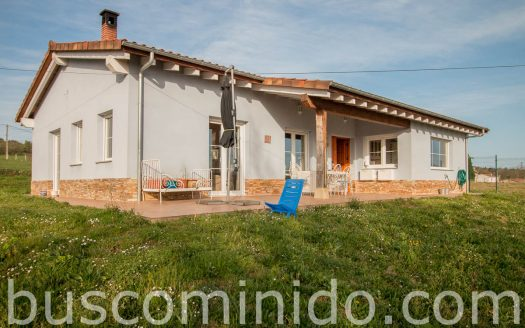Chalet independiente en Siero