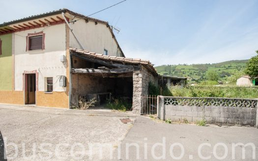 Casa para rehabilitar - Sariego