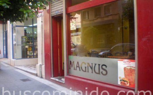 Local comercial - Bar - Magnus Blikstad - Gijón